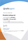 Safeagent accredited