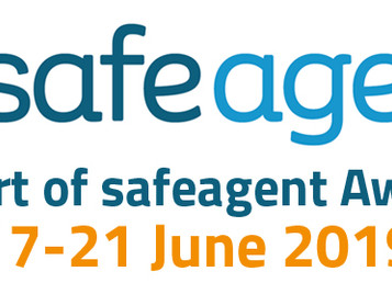 It's safeagent Awareness Week – as a landlord or tenant – what it means for you