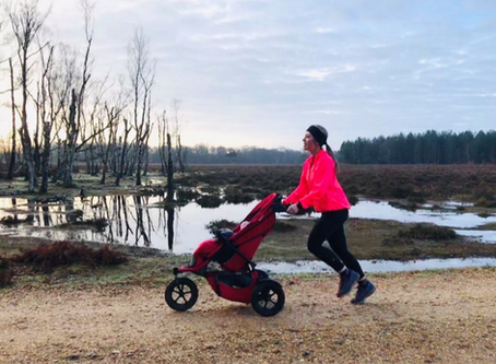 Return to Running Following Pregnancy