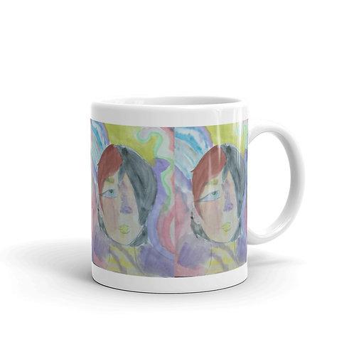 Daniela's  Glossy Mug