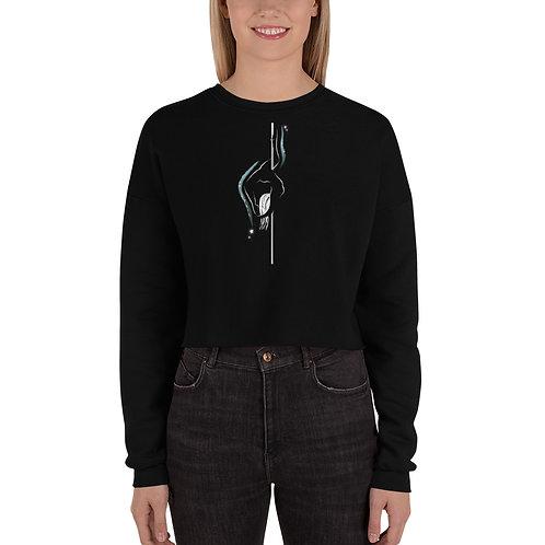 Shedoodles Crop Sweatshirt