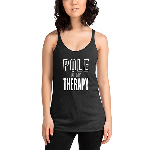 Pole Therapy Women's Racerback Top