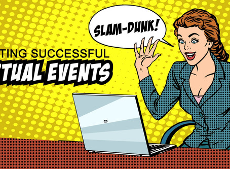 5 Requirements for the Success of Your Virtual Event