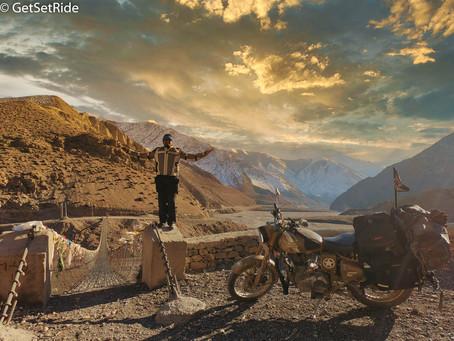 Nepal : Motorcycle adventure
