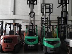 Forklift, Reach Truck, Hand Pallet
