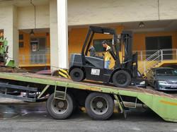 Forklift, Reach Truck, Hand Pallet,