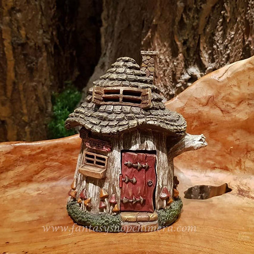 Fairy cottage garden house pixies gnome huisje elfentuin kabouterhuis