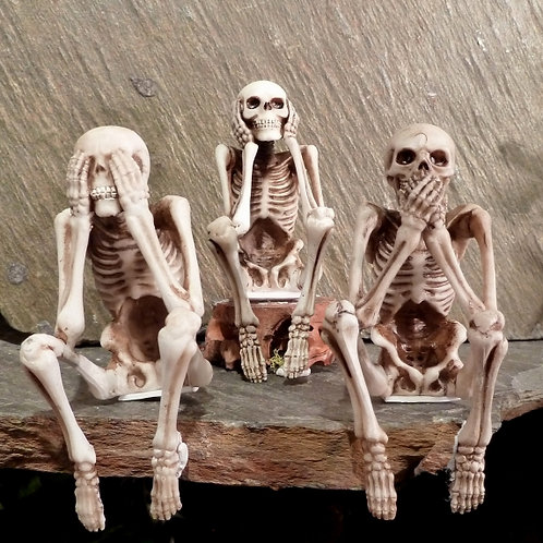 3 Wise Skeletons
