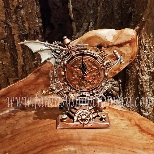 Stormgrave Chronometer Steampunk Clock