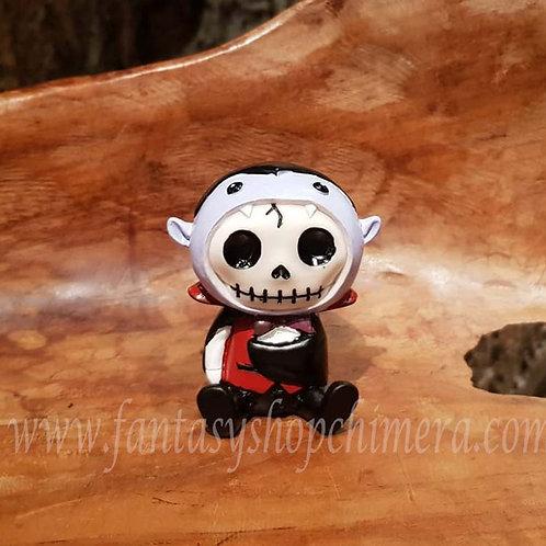 count furrybones vampire dracula halloween vampier beeldje figurine misaki