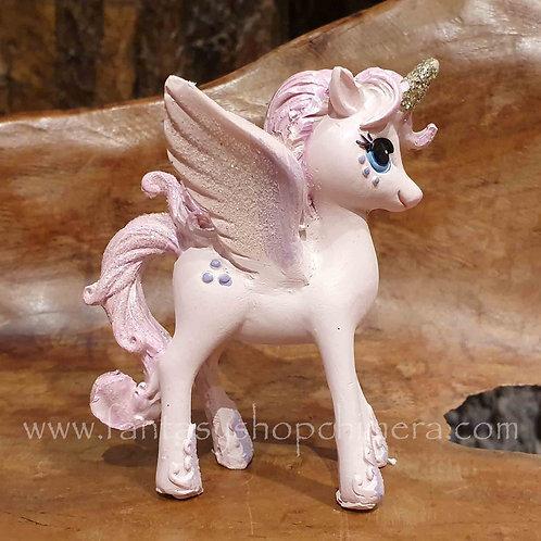 chimera unicorn pegasus figurine my little pony style eenhoorn beeldje vleugels paardje