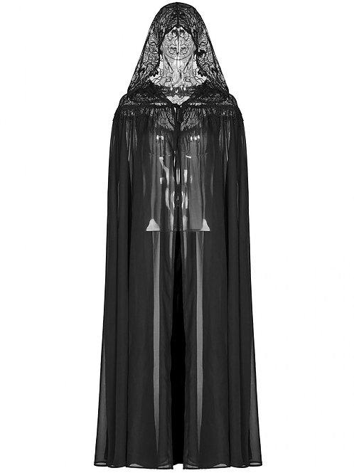 cloak hood hooded gothic cape alternatieve kleding festival fantasy winkel shop amsterdam