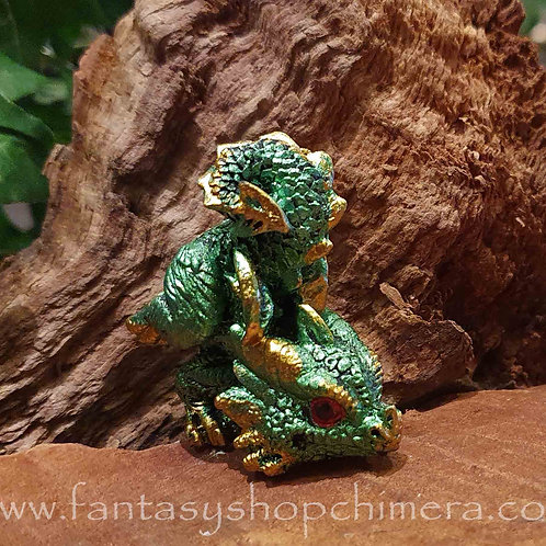 playfull tiny dragon figurine klein speels draakje beeldje drakenwinkel kleine cadeautjes little gifts