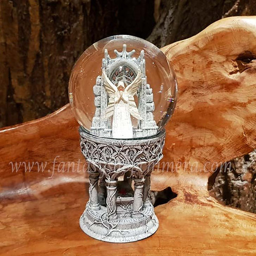 only love remains snow globe storm anne stokes fantasy art sneeuwbol engel angel gothic shop store amsterdam