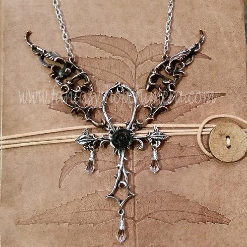 Rose of Alcheyatum necklace
