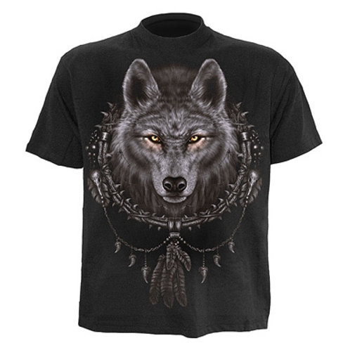 Wolf dreams T-shirt