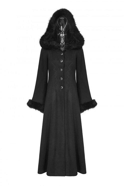 Mystica Coat Black