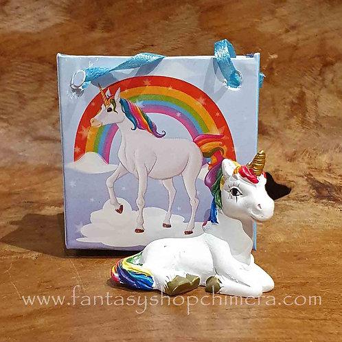 unicorn miniature gift bag kleine eenhoorn in geschenktasje cadeautje  cadeauwinkel amsterdam shop kopen