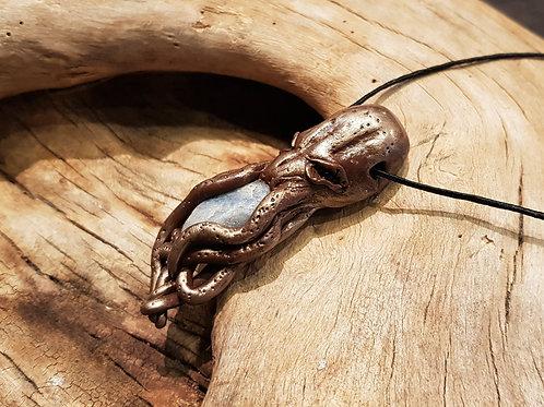 octopus totem spirit animal shaman dieren totem inktvis hanger sieraden