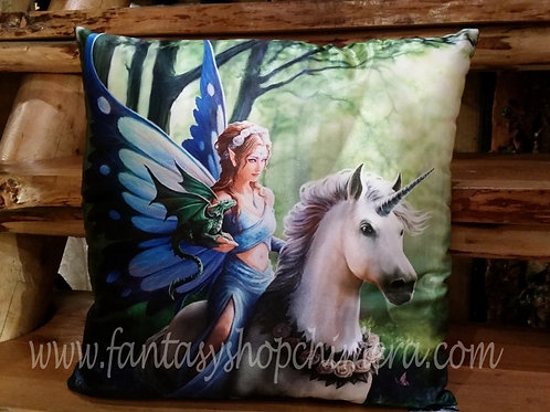 Realm of Enchantment cushion