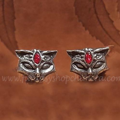 Sacred Cats earrings
