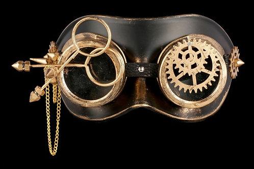 Steampunk Mask Goggles