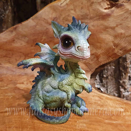 Chappie baby dragon figurine buy fantasy shop fantasyshop amsterdam baby draakje beeldje