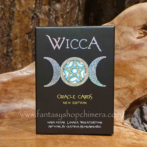 wicca oracle cards fortune telling tarot waarzegkaarten advies voorspelling kaarten