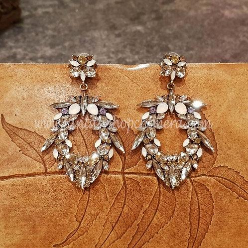 Fantasy sparkle earrings