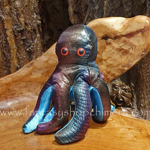 sand octopus zand inktvis door stopper toy speelgoed stuffed animal poppetje deurstopper