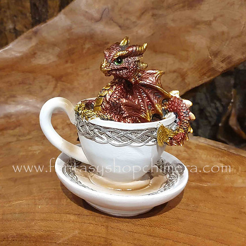 Rooibos Blend Tea Cup Dragon