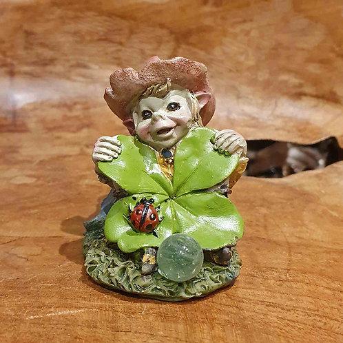 pixie good luck fortune kabouter voor geluk en voorspoed