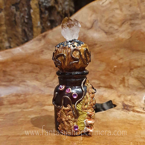 fairytale potion bottle witchery wizardry harry potter fantasy art sprookjes elixer toverdrank flesje