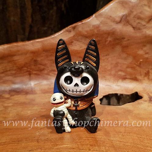 Anubis furrybones egyptian god misaki fantasy figurine shop chimera amsterdam elfenwinkel