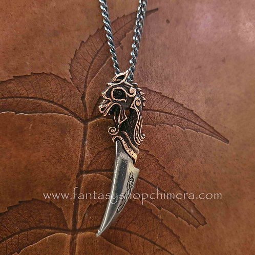 einardolk viking dagger pendant alchemy sieraad hanger dolk aan ketting
