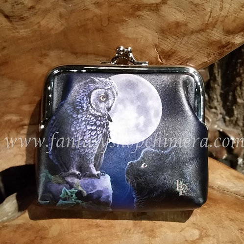 Purrfect Wisdon coin purse