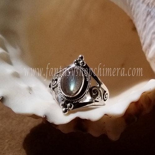 Labradorite Fantasy Ring
