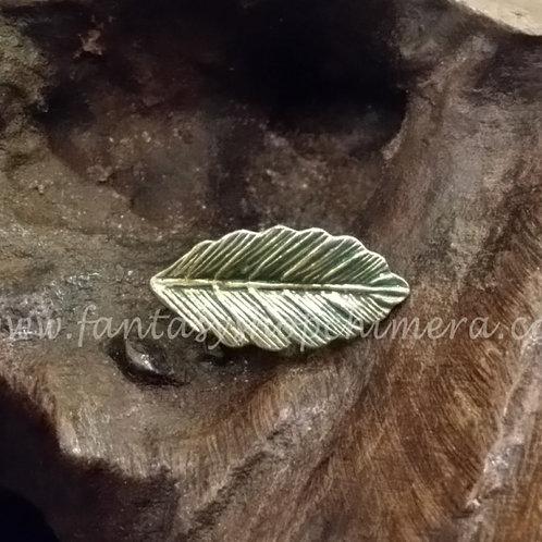 Leaf Pin Brooch