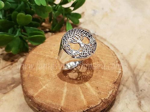 Tree of life knotted levensboom ring jewelry jewllery symboloc symbolische sieraden winkel fantasy shop amsterdam