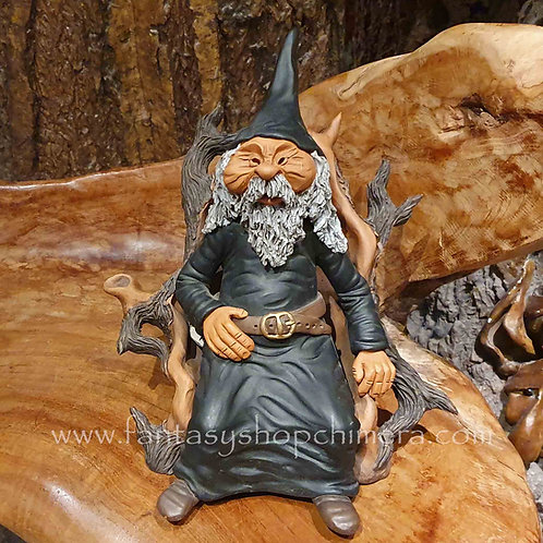 fantaszar ceramic wizard ooak chimera fantasy shop tovenaar keramiek hand gemaakt aardewerk