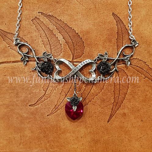Eternal love fantasy jewelry jewellery gothic sieraden winkel amsterdam Alchemy