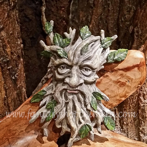Old and Wise Tree Spirit