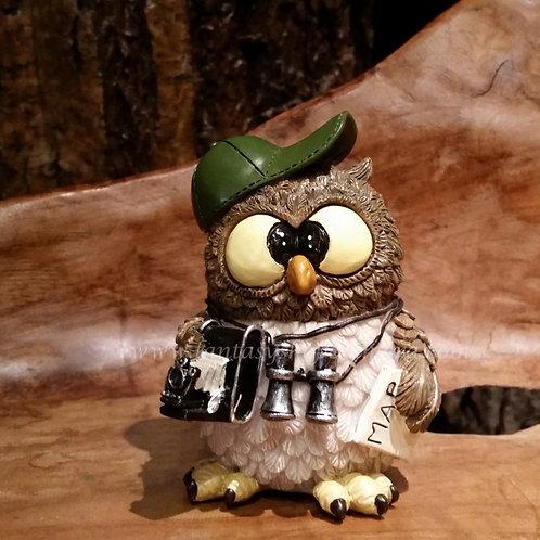 Turist owl