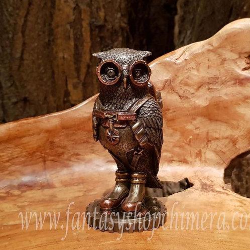 Odd Steampunk Owl