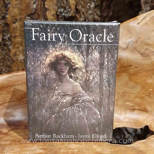 Fairy oracle deck cards arthur rackham orakelkaarten elfen