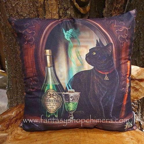 Absinthe cushion