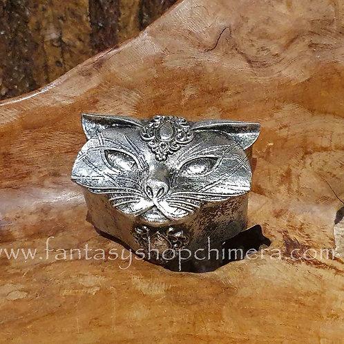 sacred cat box bastet alchemy siamees siamese kat katvormig doosje
