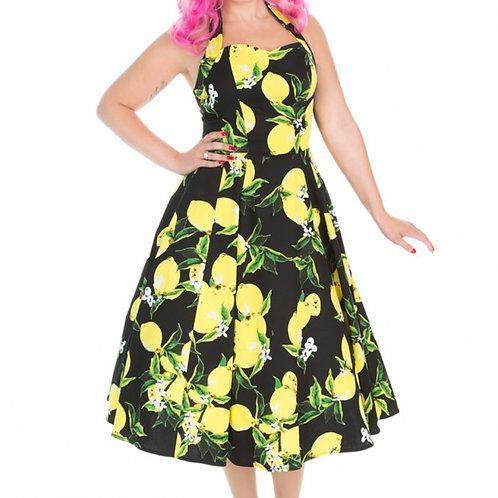 Black Lemon Dress