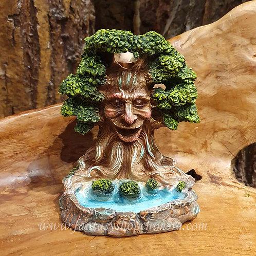 Forest Elder Backflow Incense Holder