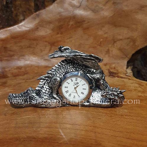 Dragon lore clock watch klokje draak drakenklok alchemy fantasy shop amsterdam